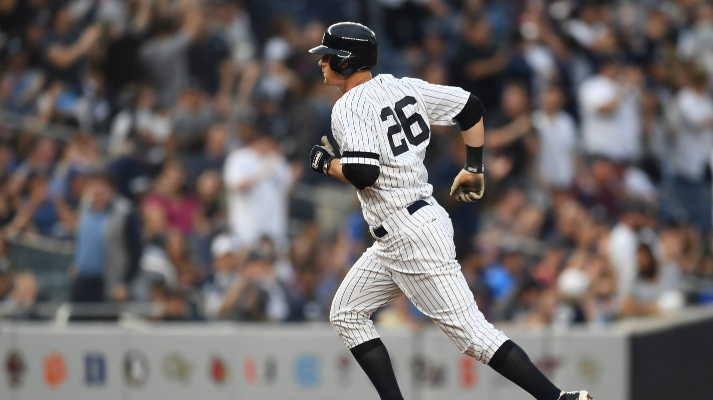 Yankees break MLB home run record by going deep in 28th straight game