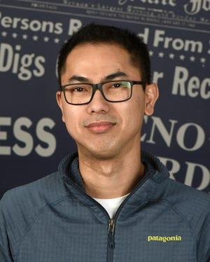 Jason Hidalgo, RGJ business reporter, on Tuesday June 18, 2019.