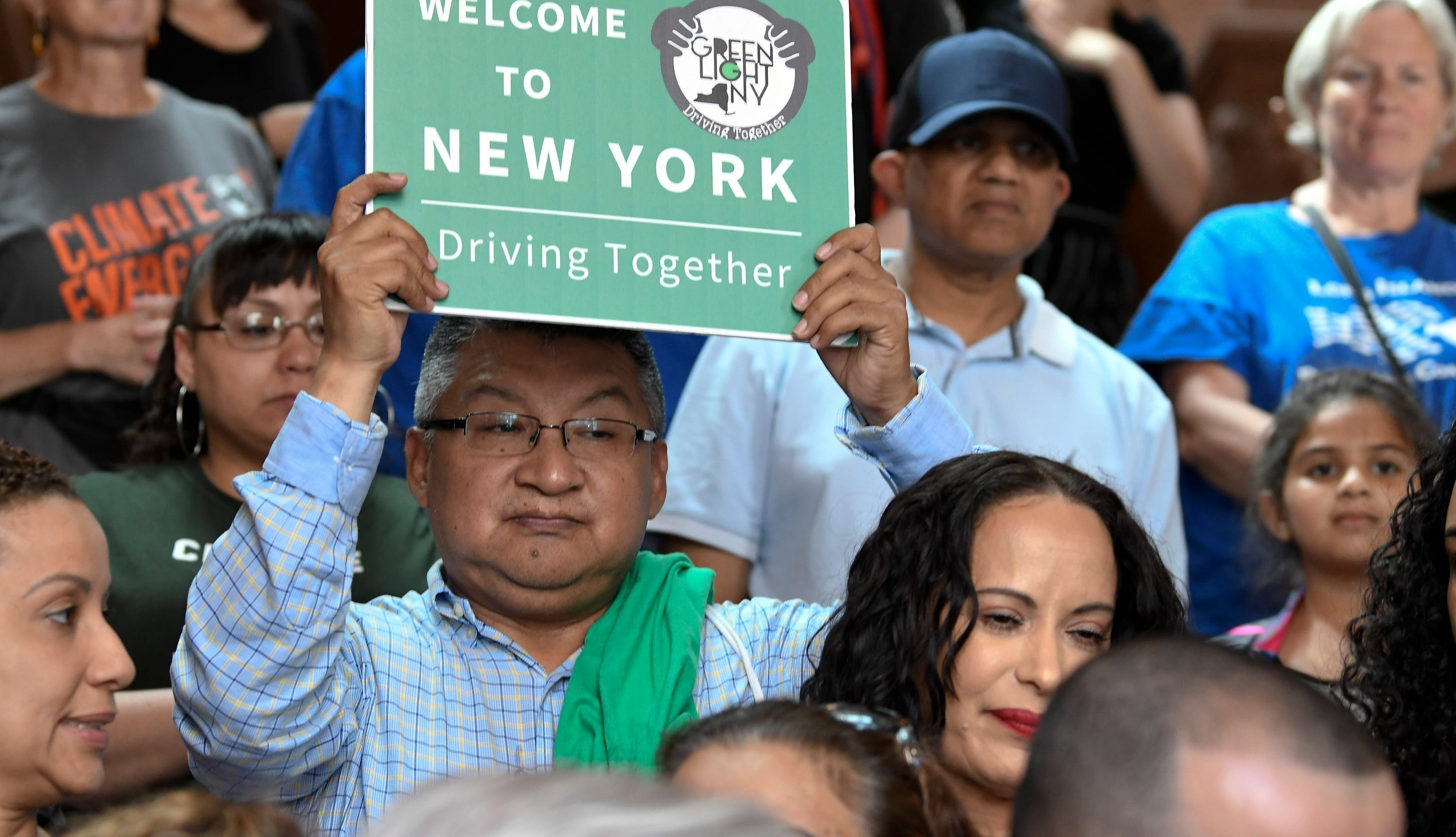 NY drivers license: Green Light bill allows undocumented