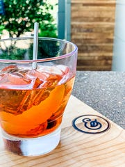The Negroni at Basil & Board.  During Negroni Week, from June 24 through June 30, $1 of the sale of every Negroni sold will go to benefit the Move the IKE On campaign from Isaac's Room.