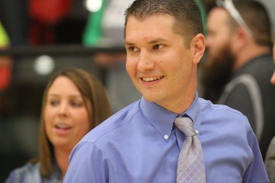 Former Wall High School girls basketball assistant coach Chris Schlicke is the new girls head coach at Veribest.