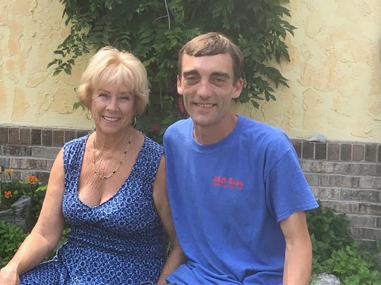 Joan Karter and Brian Shotwell operate J&B Subs, which is celebrating its 50th year in business on Chincoteague, VIrginia.