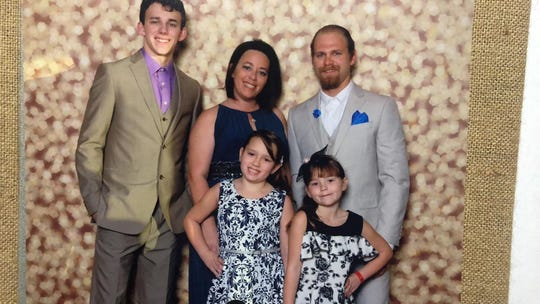 Justin Ray Cross was at a home May 13 in Tyler, Texas, when he was shot.
