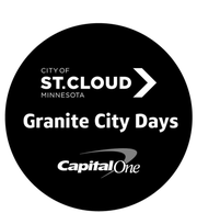Granite City Days medallion logo