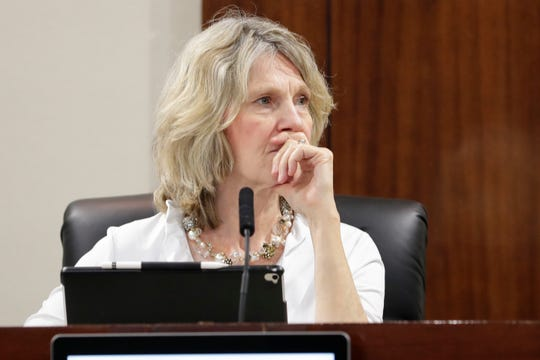 """We still don't have enough testing to really have confidence of what's truly going on in a community,"" said County Commissioner Mary Ann Lindley. ""We need more numbers to know how to safely move forward. That effort has come along with the urge to reopen."""