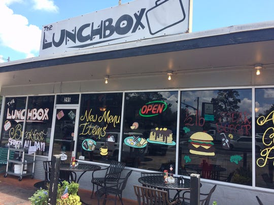 Jenny's Lunchbox, which opened in 1999, serves fresh farm eggs raised by the owner's mom.