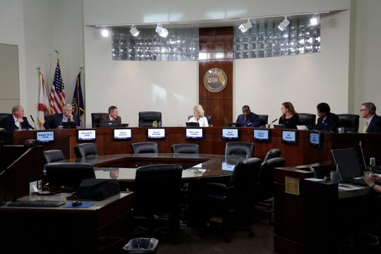 County Commission meeting Tuesday, June 18, 2019.