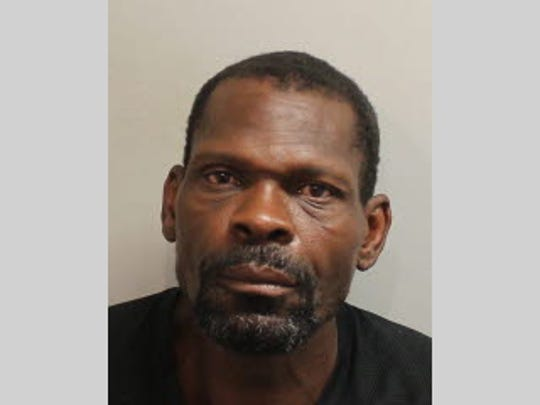 Stanley Collins 51, was charged with aggravated battery and probation violation