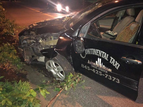 Evan Koulikov, 21, of Spring Valley was arrested on June 14, 2019, after allegedly stealing and crashing a taxi.
