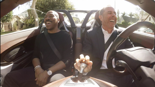 "Eddie Murphy is one of the new guests on ""Comedians in Cars Getting Coffee."" The show returns on July 19."