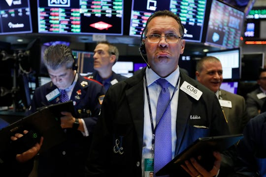 The stock market is inches away from a new record, but investors are still negative