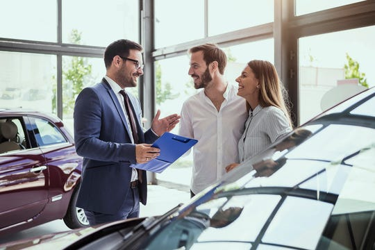 Thinking about buying a car? Save money buy shopping for a loan first.