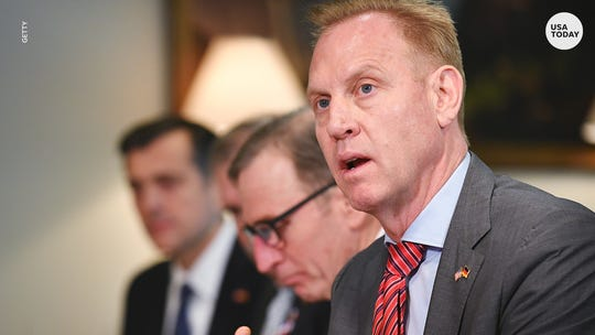 Acting Defense Secretary Pat Shanahan says he will resign after scrutiny over 2010 domestic fight