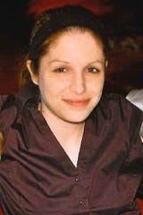 This undated photo provided by the family in May 2019 shows Janene Wallace, who killed herself in 2015 in a Delaware County, Pa., jail.