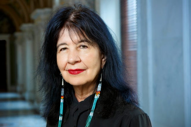 Poet Laureate of the United States Joy Harjo.