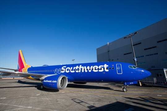 Southwest Airlines added the Boeing 737 Max 8 to its fleet in 2017.