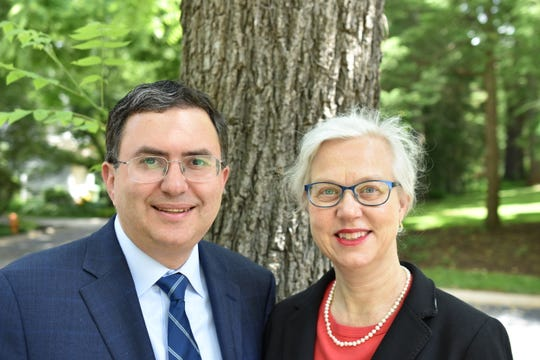 Dr. Joshua Sharfstein and Dr. Yngvild Olsen are co- authors of The Opioid Epidemic: What Everyone Needs to Know.
