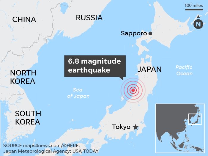 Tsunami warning: Earthquake rocks Japan on russia japan map, russia flood map, russia pollution map, russia weather map, russia volcano map, russia environment map, russia 1941 map, russia airport map, russia wildfires map, russia meteor map,