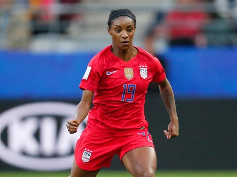 32d78a3ee83 Opinion: How good are U.S. women? Game against Sweden will be indication.  Soccer