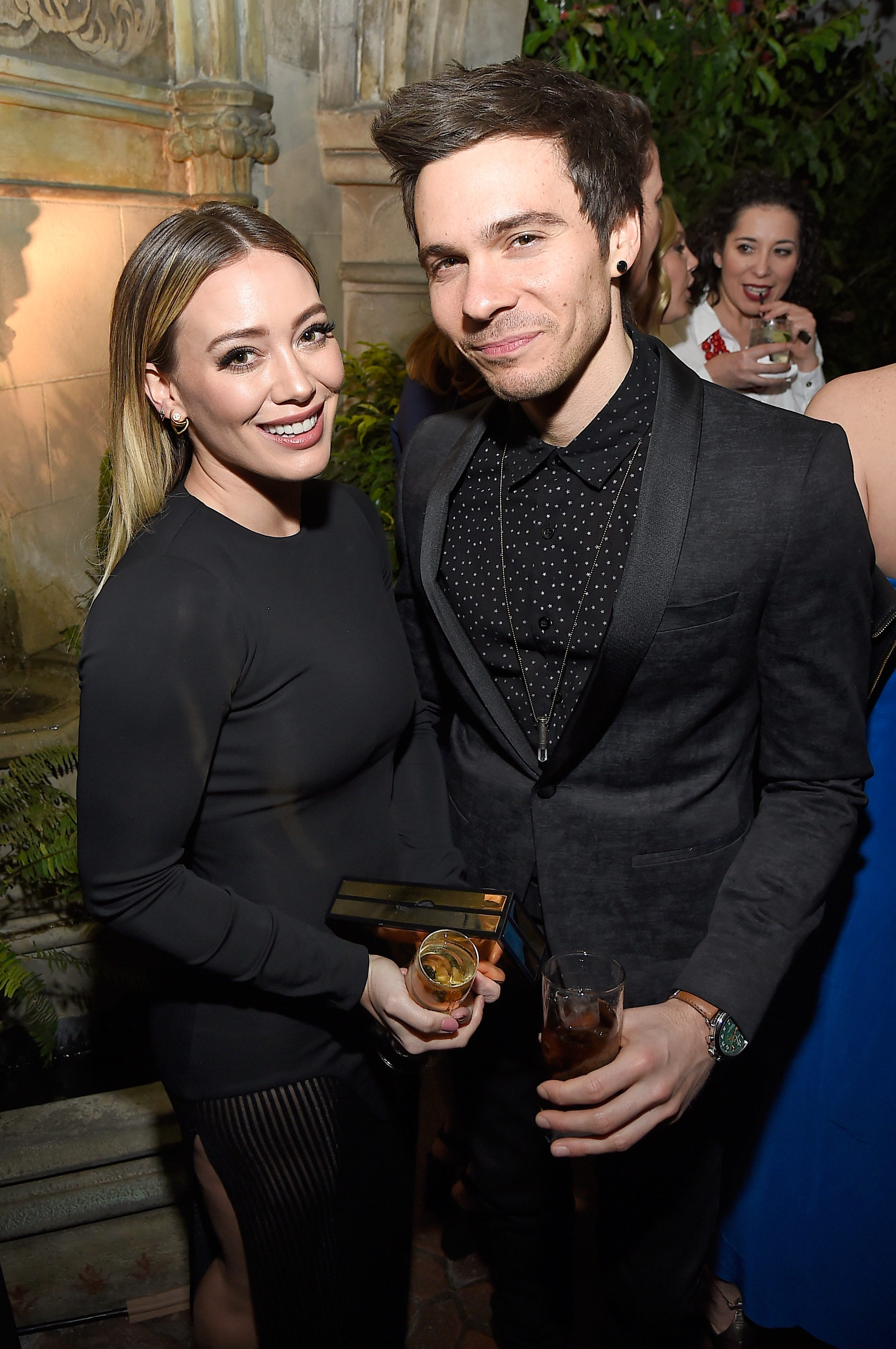Hilary Duff and Matthew Koma married in a low-key ceremony this weekend
