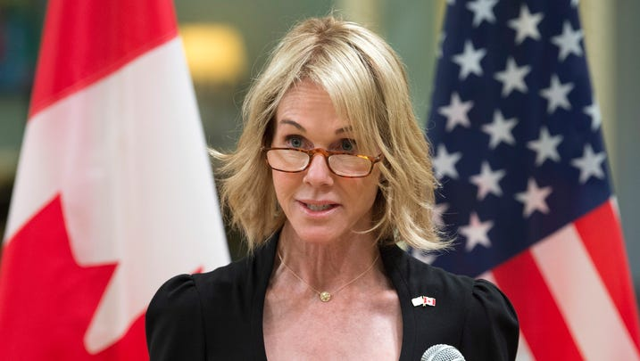 Kelly Craft, Trump choice for UN ambassador, to face questions on climate change, coal industry ties