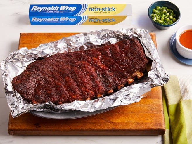 Reynolds Wrap is looking for a chief grilling officer.