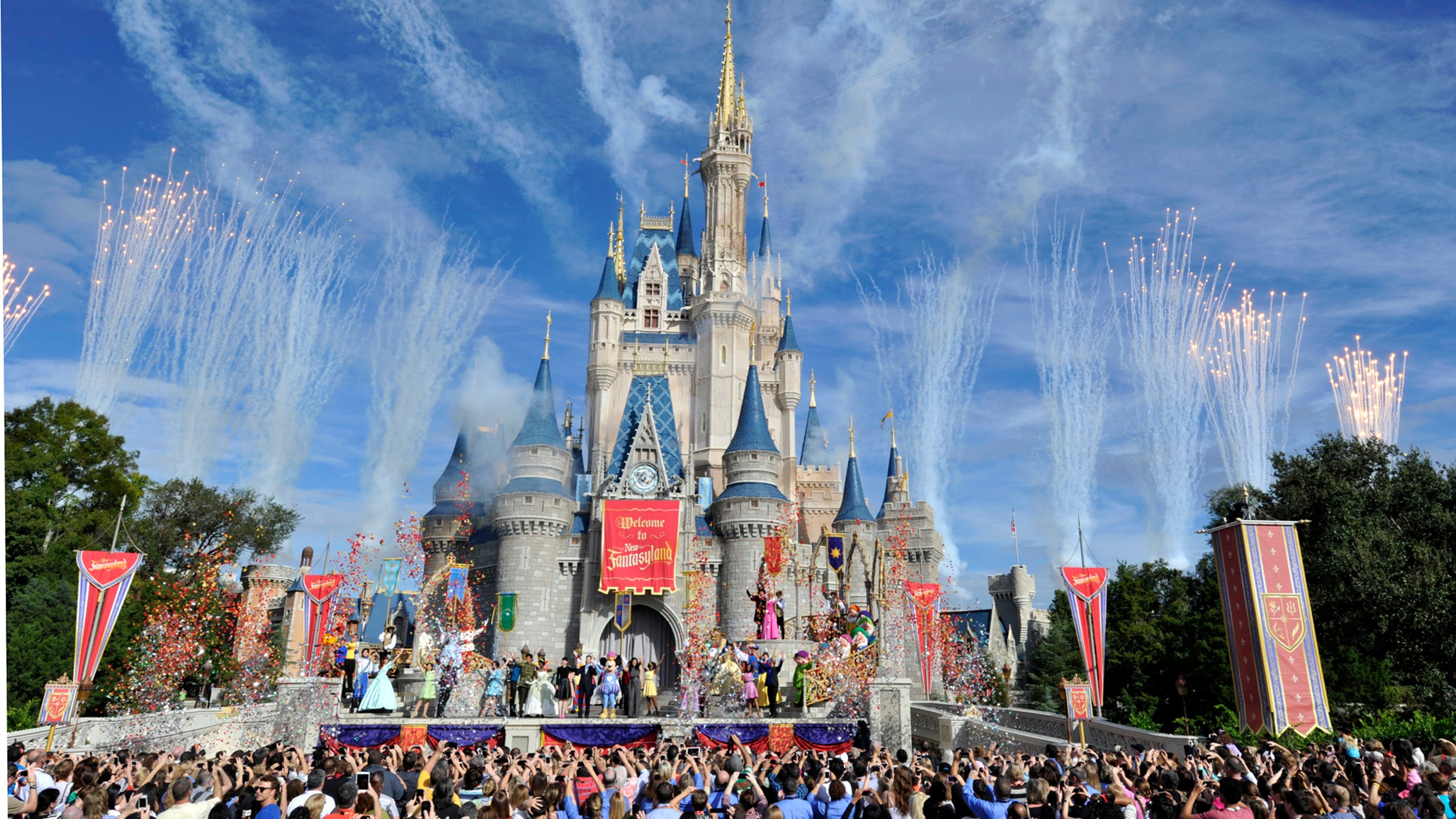 Disney World annual pass prices go up