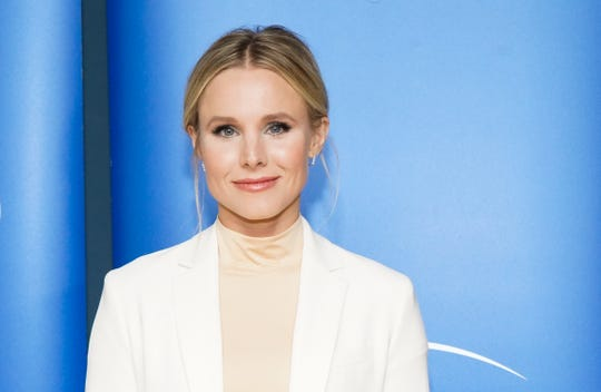 """Kristen Bell attends Universal Television's """"The Good Place"""" FYC at UCB Sunset Theater on June 17, 2019 in Los Angeles, California."""