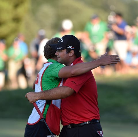 Inner Circle: Patrick Reed relies on caddie to keep him grounded