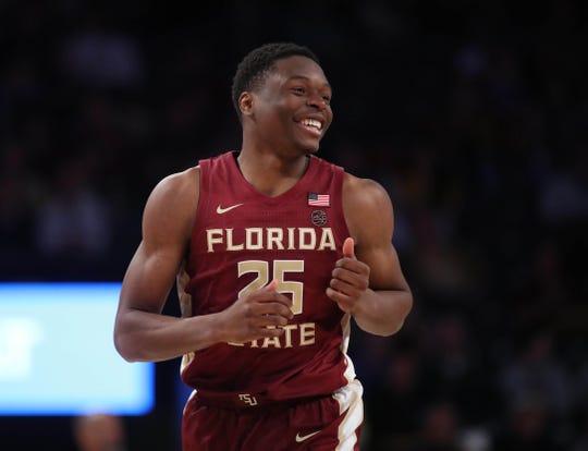 Florida State Seminoles forward Mfiondu Kabengele.