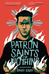 """""""Patron Saints of Nothing,"""" by Randy Ribay."""