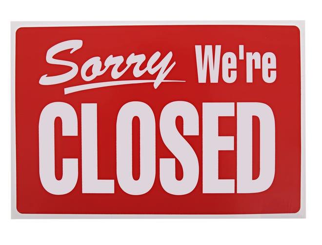 Atlanta Bread has closed its restaurant in Grand Chutr.