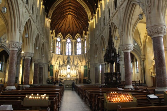 St. Colman's Cathedral in Cobh.