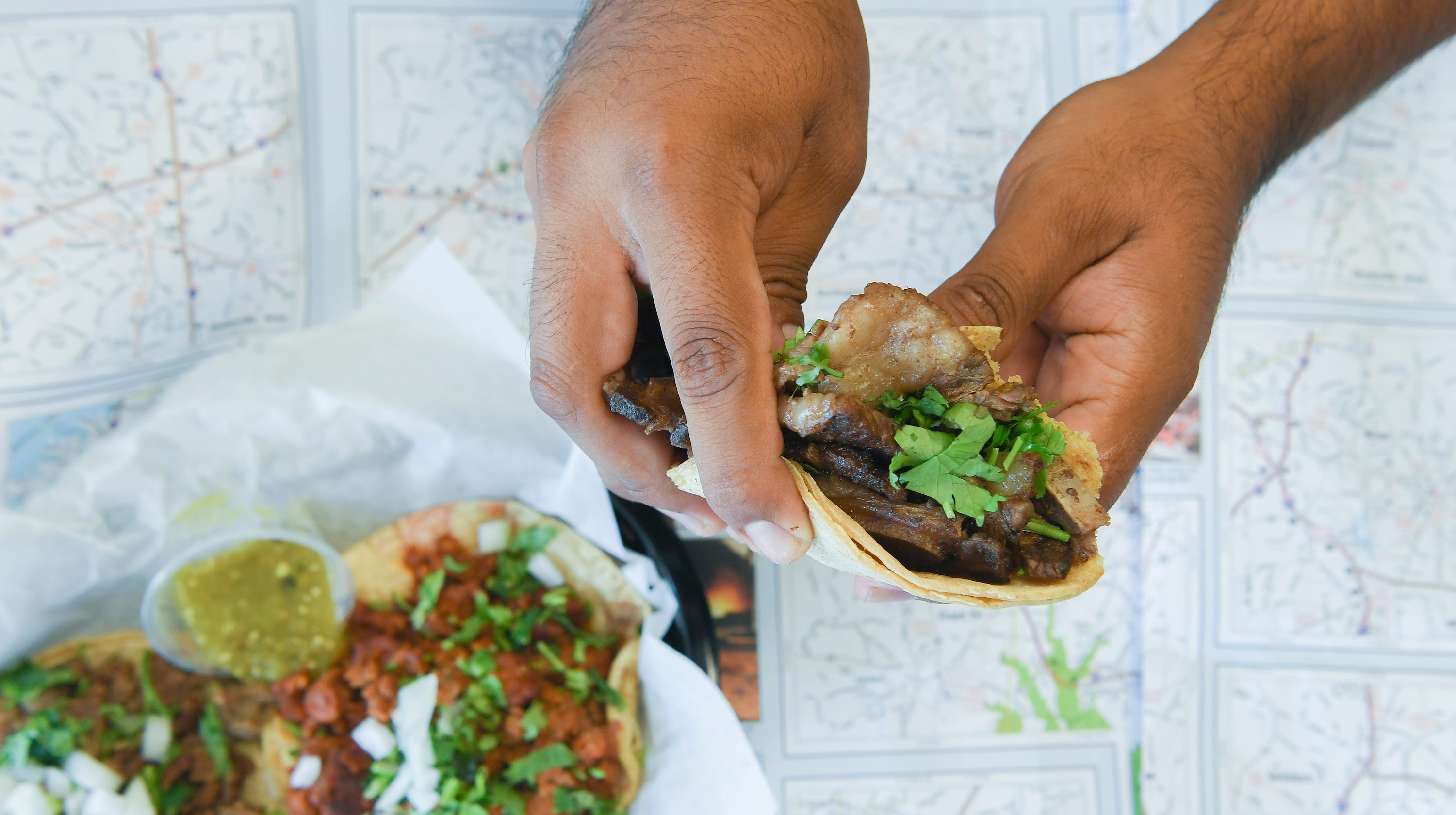 Tripe, tamales, beef cheek tacos: Try these killer Latin-American specialties in Asheville