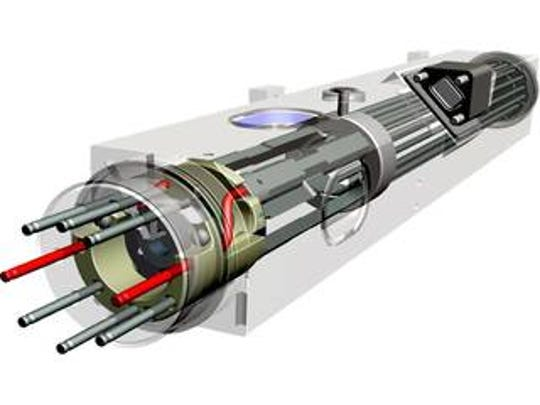 NASA is sending a Deep Space Atomic Clock to conduct more precise radio navigation for deep-space exploration missions.