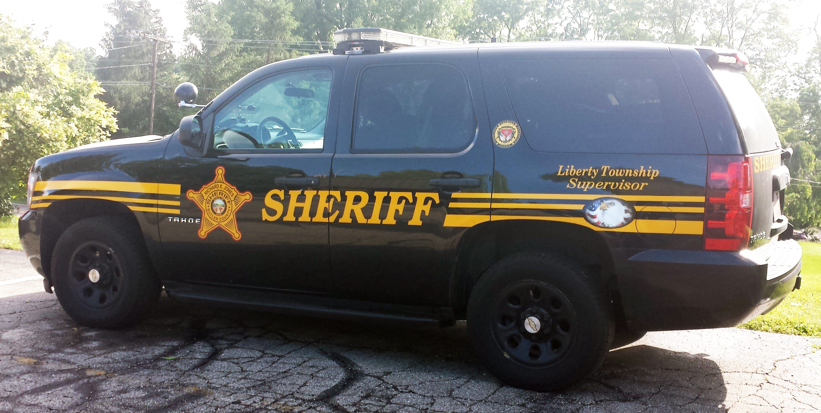 Liberty Township residents could decide on police services