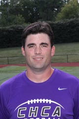 Eric Taylor is now back to coaching football at Cincinnati Hills Christian Academy in addition to serving as athletic director