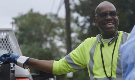 Danny Jackson is a city employee who has the job of picking up roadkill in 52 of Cincinnati's neighborhoods.