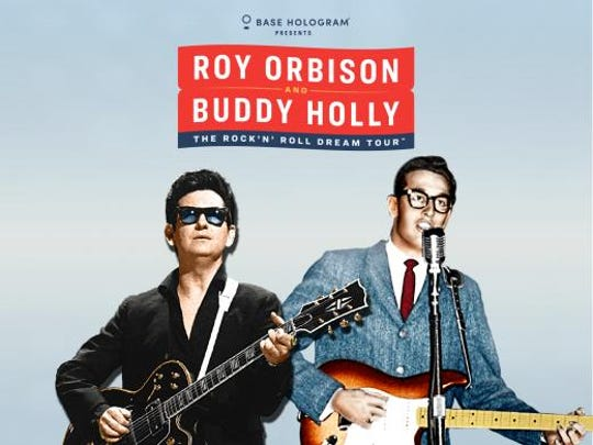 Taft Theater will host the Roy Orbison and Buddy Holly Rock 'N' Roll Dream Tour in October.