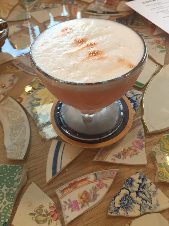 The Fresh Up, a drink from Homemaker's Bar