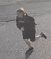 The Hunterdon County Prosecutor's Office has released a photo of a suspect wan ted in a Route 31 gas station robbery.