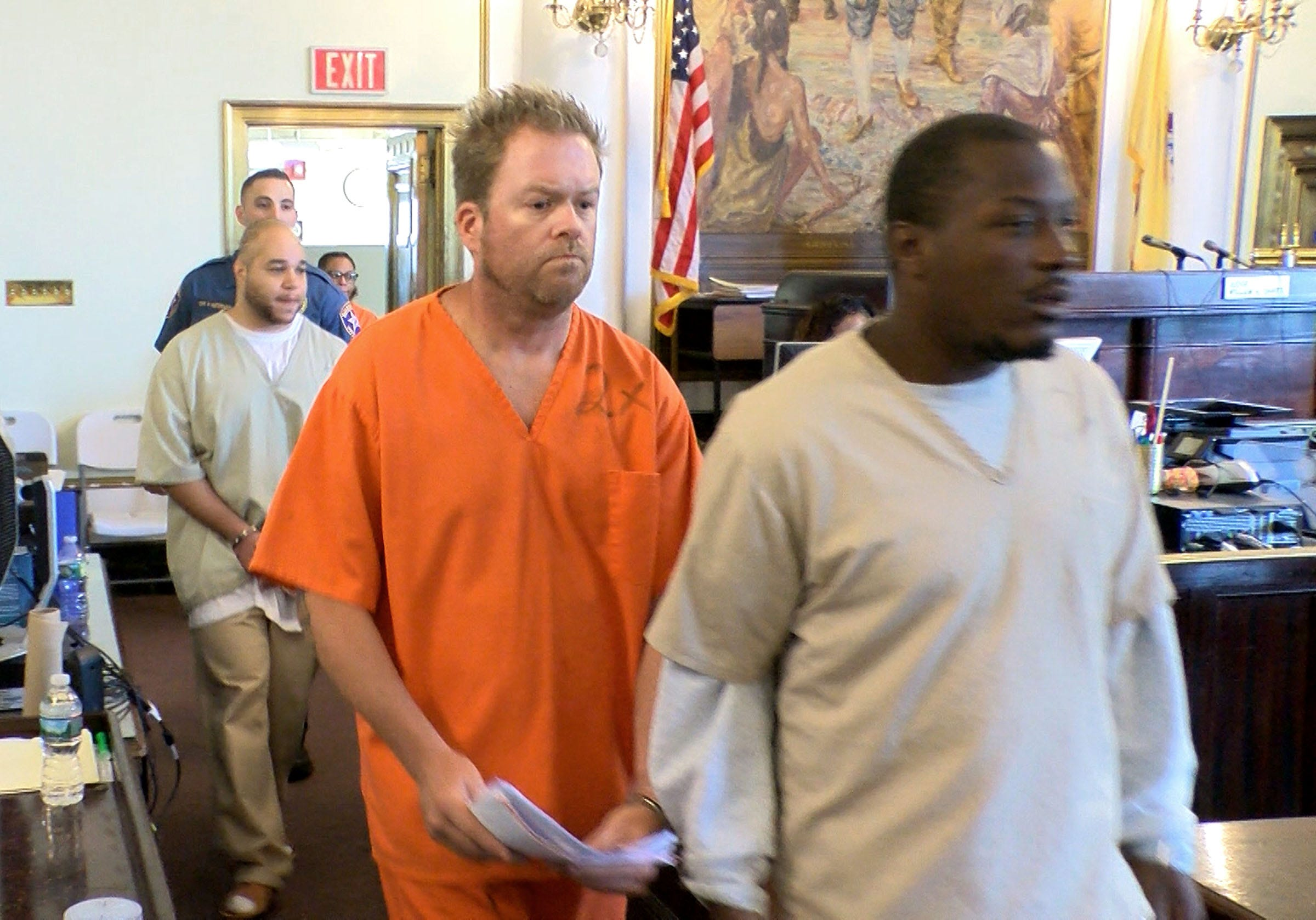 Delaware man charged with bringing loaded gun to Westfield school to remain  jailed