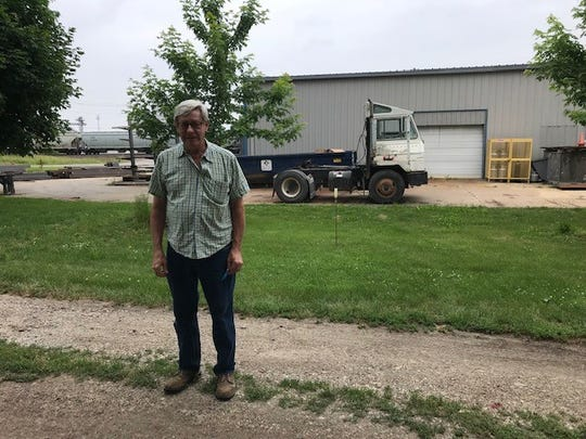 "Dean Anderson of Carlisle has lived next door to PDM since the company opened its steel fabrication shop in 2015. He said living next to the facility has been ""wonderful"" and that noise and truck traffic have never been a problem."