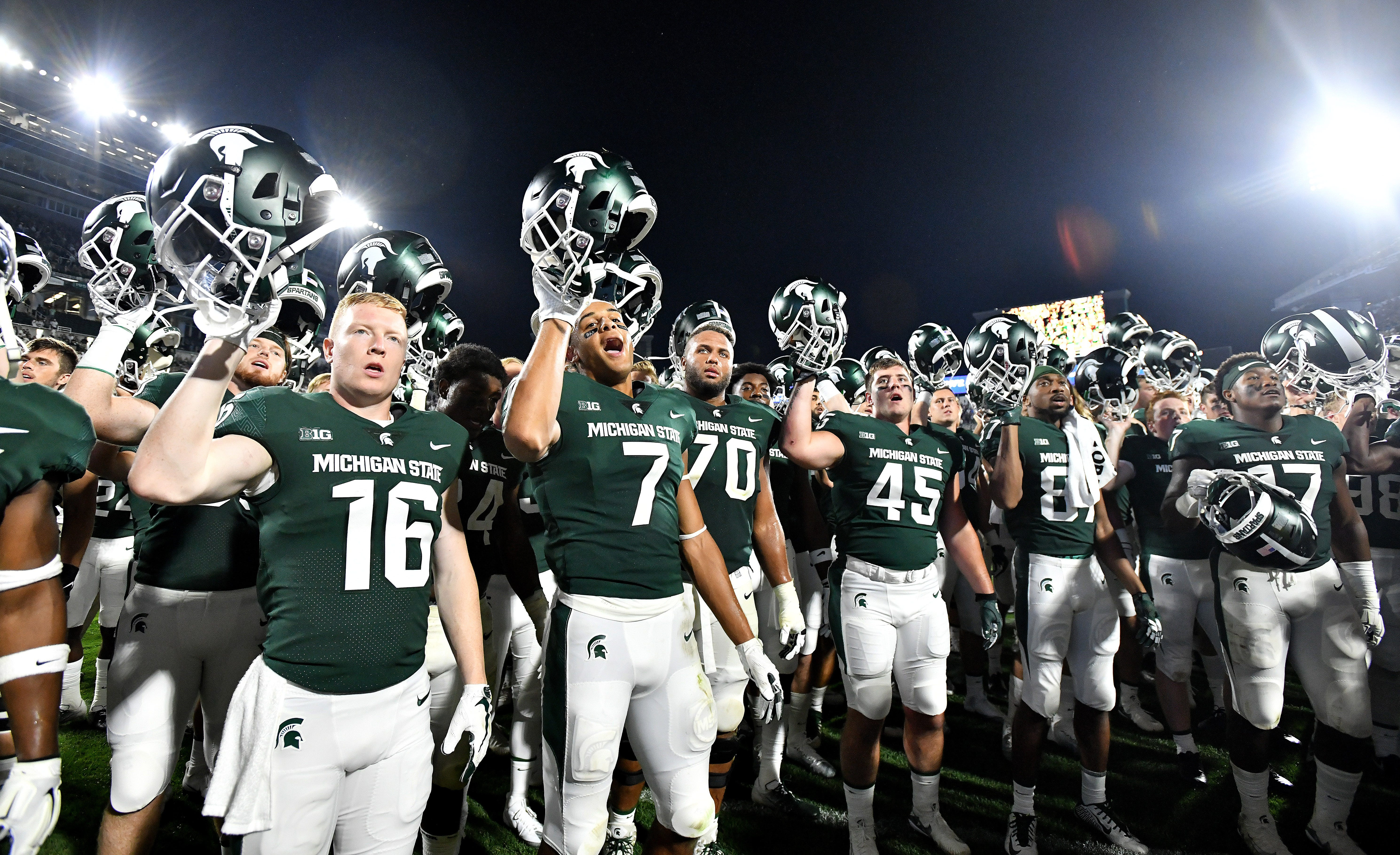 2020 Michigan State Football Commitments