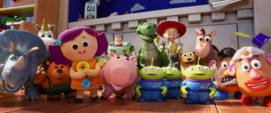 """Disney reported fiscal fourth-quarter net income that beat Wall Street's expectations thanks to strong theater revenue from films like """"The Lion King"""" and """"Toy Story 4,"""" along with higher parks revenue."""