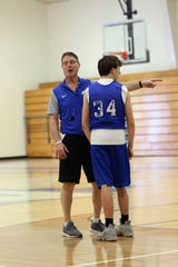 First-year coach Keith Diebler and Danbury were host Tuesday to Laker JAM Session at the high school.