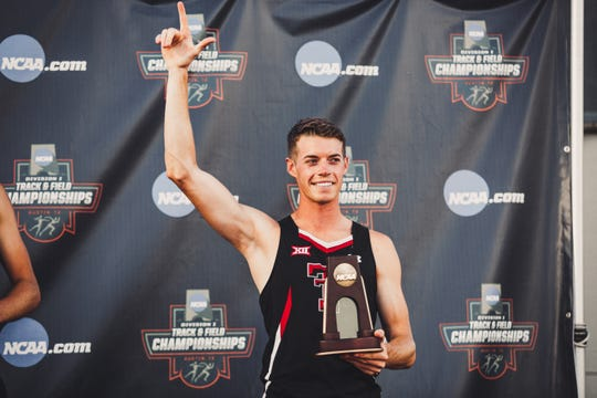Evangelical Christian alum Drew McMichael finished eighth at the NCAA Outdoor Track and Field Championships in the pole vault with a vault of 18-4.5 on June 5 in Austin, Texas. The senior was a part of Texas Tech national championship team.