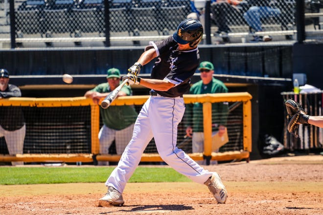 Southern Miss' Matt Wallner signed with the Minnesota Twins on Monday.