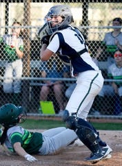 Cathedral's Grace Lorsung batted .616 and drove in 60 runs.