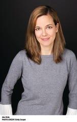 Novelist Alix Ohlin